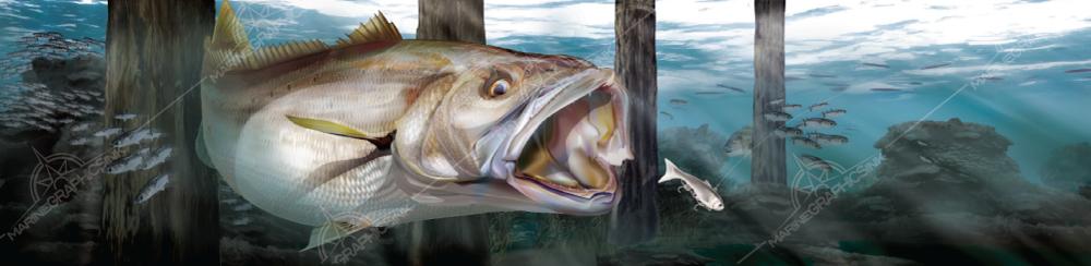 mulloway jewfish wraps